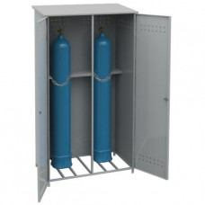 Шкаф для газовых баллонов ШГБК-2