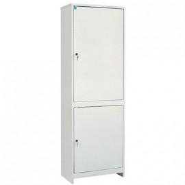 Шкаф медицинский ШМ-М2-1-5 (металл-металл)
