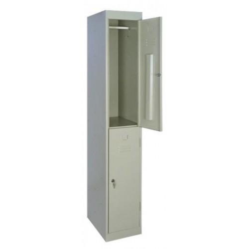 Шкаф металлический для одежды ШО2-1-4