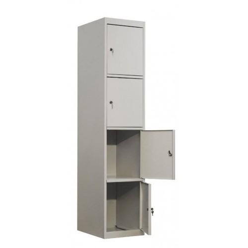 Шкаф металлический ШМ4-1-3