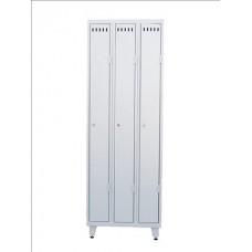 Шкаф металлический для одежды ШО1-3-9