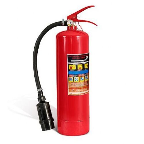 Огнетушитель воздушно-пенный ОВП-10 АВ заряженный летний