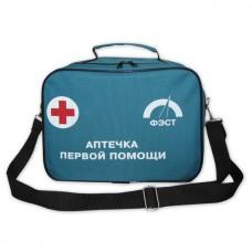 Аптечка первой помощи работникам футляр мягкий (приказ №169н от 05.03.11)