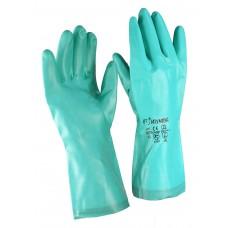 Перчатки химзащитные МБС, нитриловые