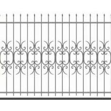 Забор металлический Зб-14