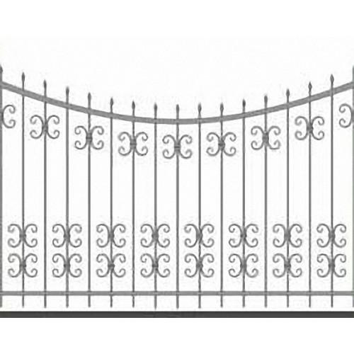 Забор металлический Зб-7